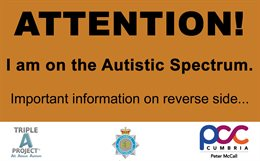 autism card front UPDATED AUGUST 2020